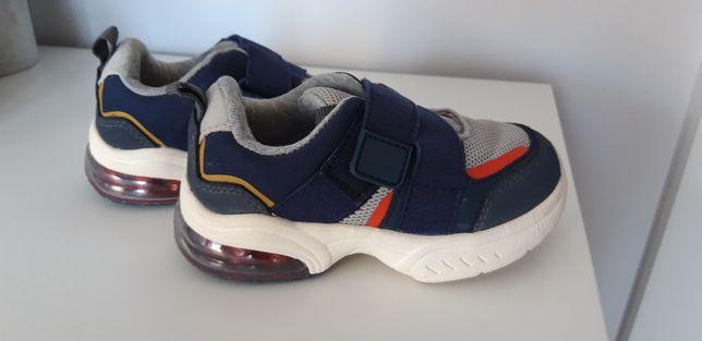 Adidasy Zara 22 Sportowe Półbuty Trampki