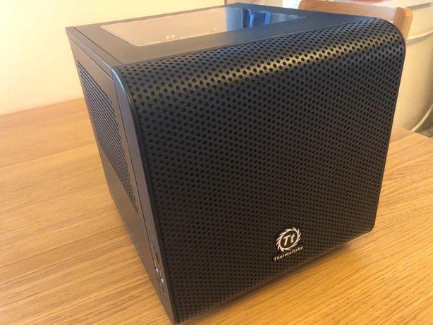 Komputer PC Max Cube Ryzen 3900 X, RTX 2070 Super, 32 GB , SSD + HDD