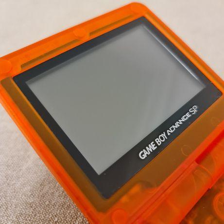Película Protetora de Ecrã para Gameboy Advance SP (3 unidades) - Novo