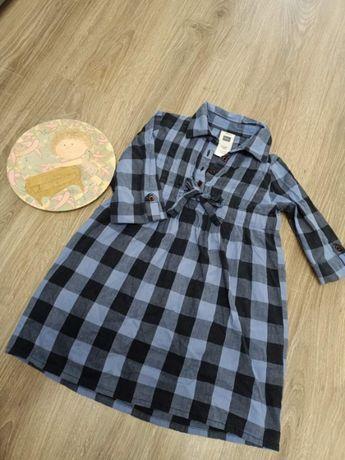 Платье -рубашка M&Co, Великобритания