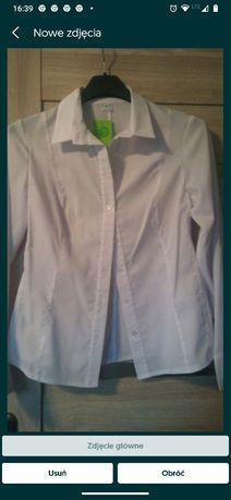 Koszula nowa strecz M/L