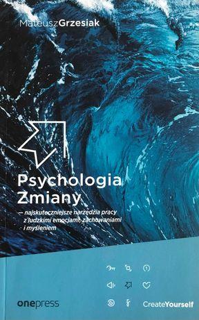 Psychologia zmiany - Mateusz Grzesiak