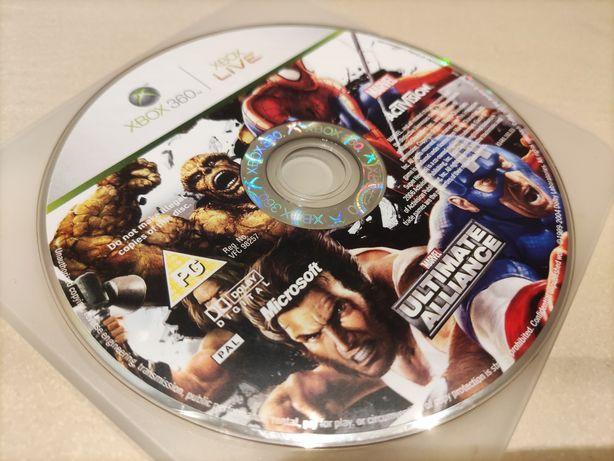 Gra Marvel Ultimate Alliance na konsolę Xbox360, możliwa wysyłka