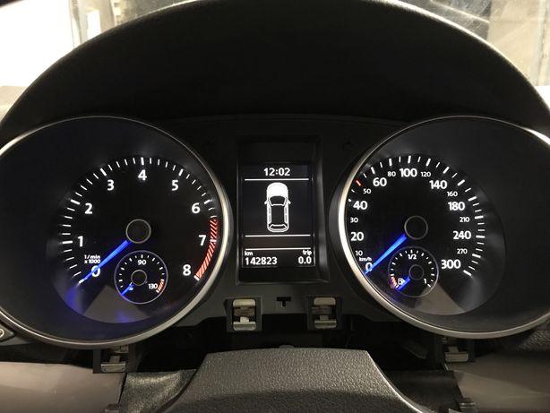 Приборна панель, щиток Гольф 6 R GTI оригінал VAG VW