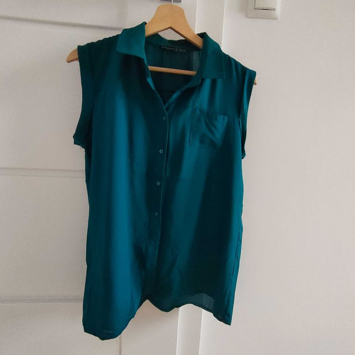 Komplet 2 koszule bez rękawów piękne kolory Atmosphere rozmiar 40 Bojano - image 1