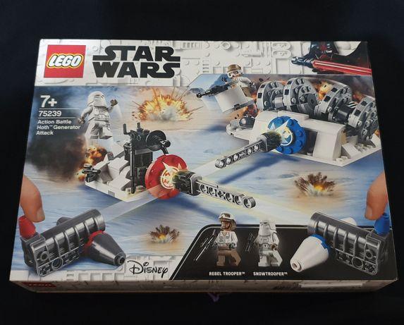 LEGO 75239 Star Wars Atak Na Generator Na Hoth NOWE