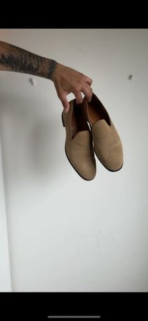 Sapato castanho sara