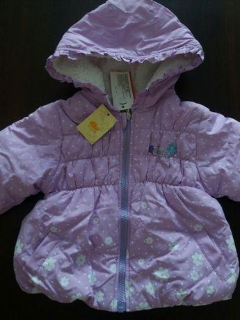 Продам Новый демисезонный/осень/весна набор куртка и полукомбинезон