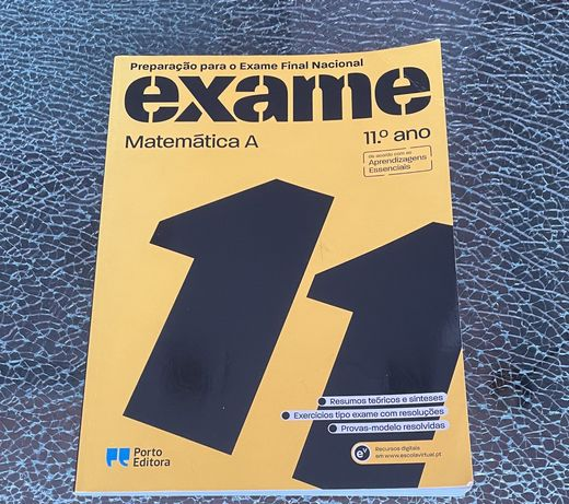 Preparação para o exame de matemática