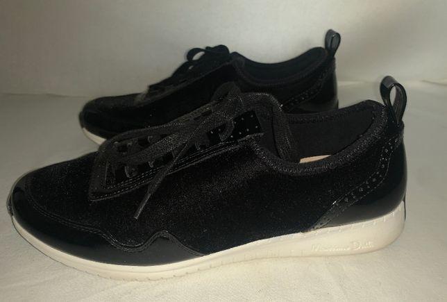 sapatos MASSIMO Dutti 39 veludo