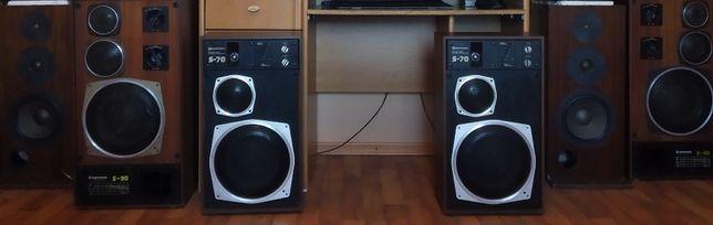 Активная акустика 35 АС-013 Radiotehnika S-70 серийный по порядку S-90