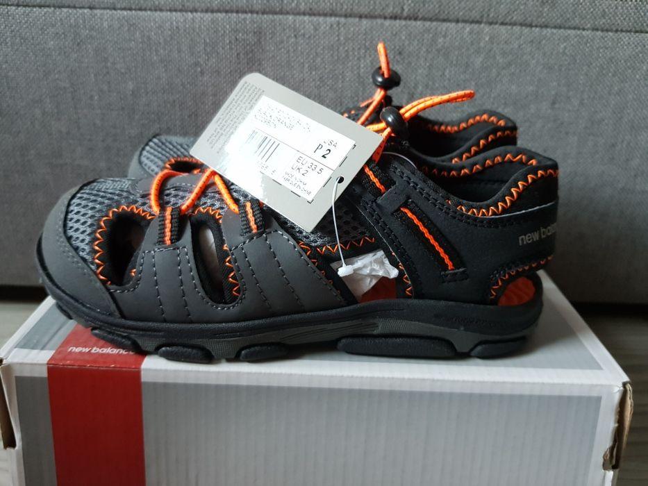 Sandały chłopięce trekkingowe sportowe New Balance 32 Rybnik - image 1