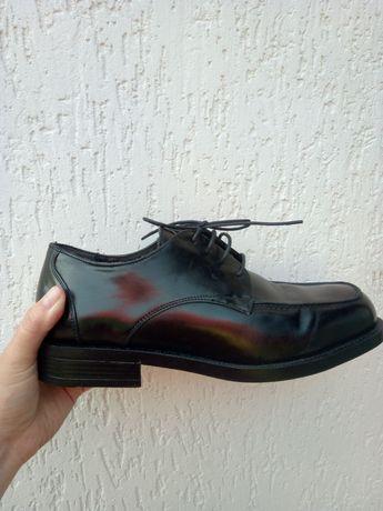 Туфли мужские Clark's Flexlon на шнуровке