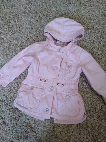 Лёгкая куртка на 2,5-3 года