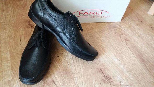 Нові чоловічі шкіряні туфлі