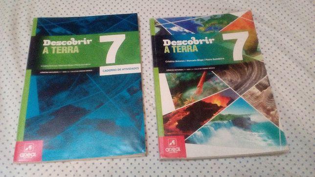 Vendo Livros Escolares 7ano