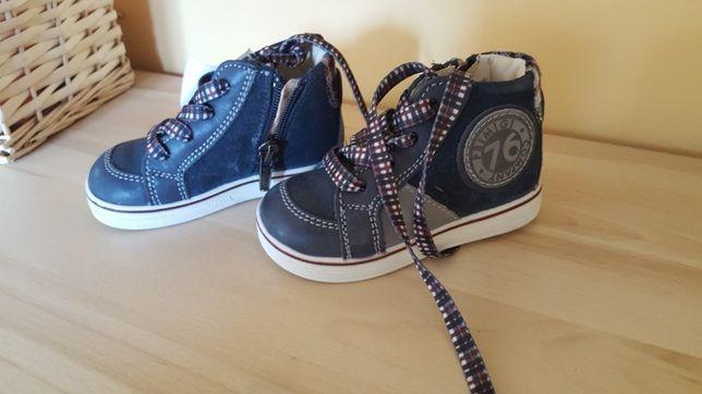 Buty dla chłopca rozm. 19