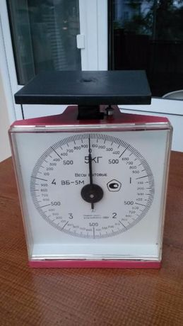 Весы бытовые ВБ -5М