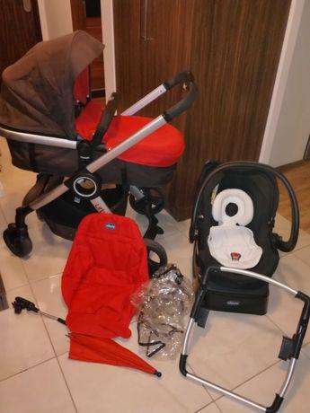 Wózek Chicco Urban 3 w 1