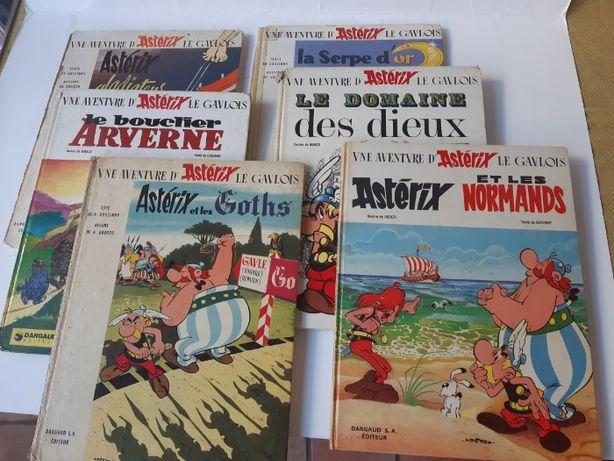 Asterix Antigos em Francês Capa dura