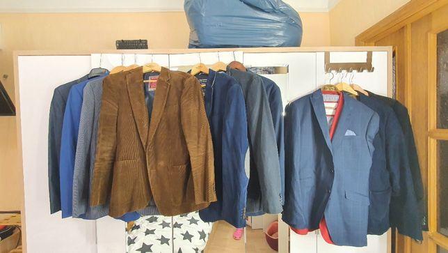 Полный комплект одежды на 7000€ для офиса мужчине на 10 лет вперед