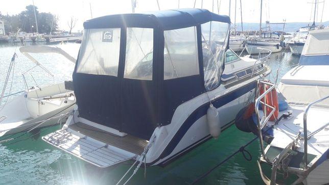 Łódz motorowa kabinowa Carver Montego 23