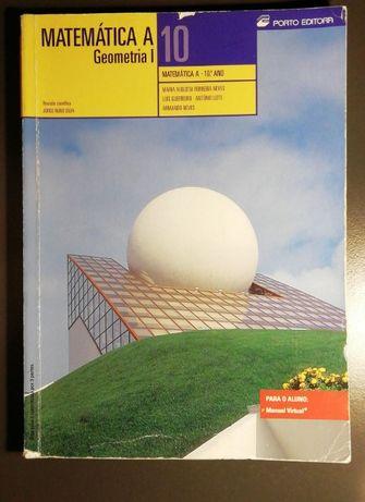 Manual Geometria I Matemática A 10ºano