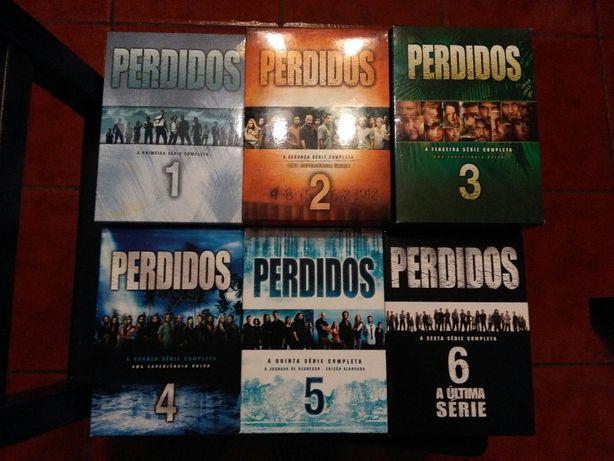 LOST / Perdidos - Série Completa 6 Temporadas DVD - PORTES GRÁTIS