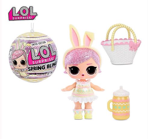 L.O.L. SURPRISE! Spring Bling, Весенний сюрприз