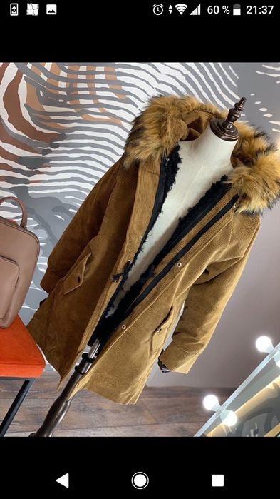 Теплая куртка парка Днепр - изображение 1