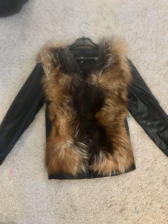 Куртка з лисиці