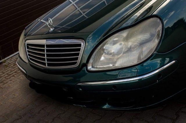 Mercedes W220 S320