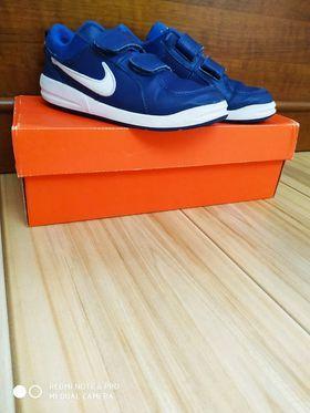Buty Nike 31 niebieskie
