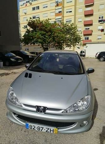 Peugeot 206 xs 1.6 hdi (2 lugares/comercial)