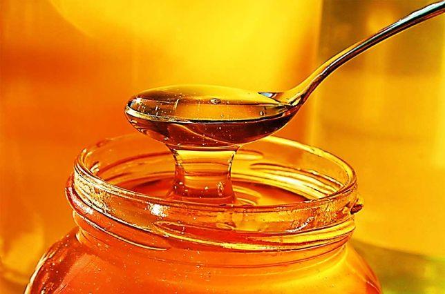 Мед дуже смачний