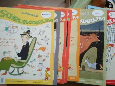 Журналы на немецком