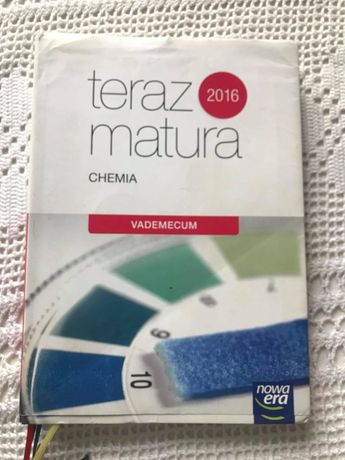 VADEMECUM Nowa era teraz matura 2016 Chemia stan IDEALNY