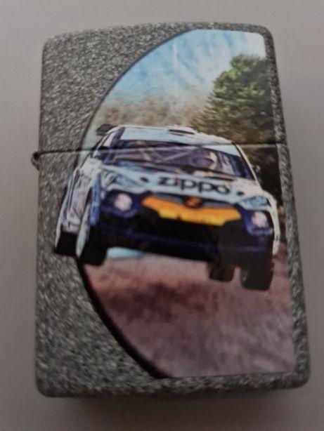 Isqueiro Zippo Rally novo