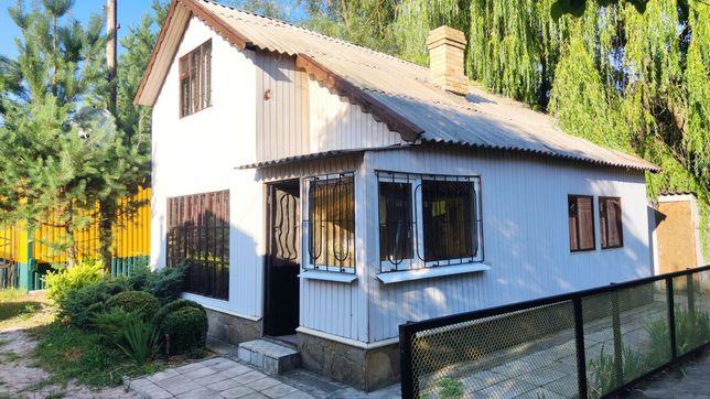 Жилой дом на берегу Оскола, с.Яцковка, в собственности