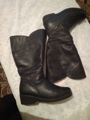 Обувь женская зимняя