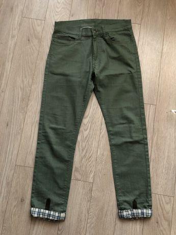 Штаны джинсы на подростка р.152-170