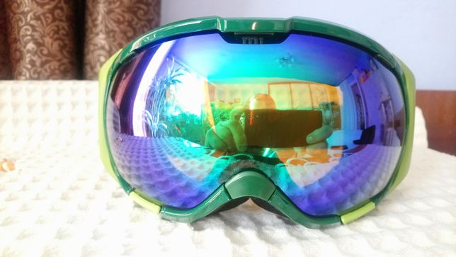 Маска очки лыжная горнолыжная ANON M1 + кейс