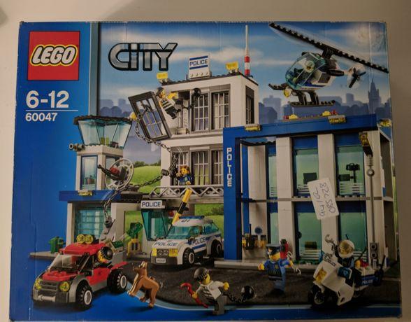 Конструктор Lego 60047 (НОВЫЙ) Полицейский участок Lego City 854 дет.