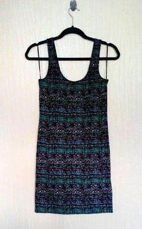 Sukienka damska mini/tunika Sinsay rozmiar S