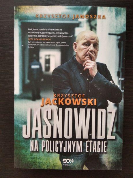 Jasnowidz na policyjnym etacie Jackowski