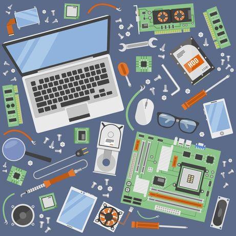 Naprawa komputerów Bełchatów Okolice