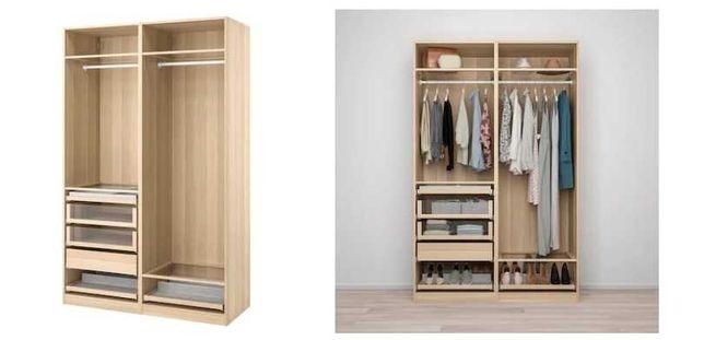 Roupeiro modular - Ikea