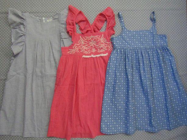 Vestidos Zippy/Lefties 7-8 Anos