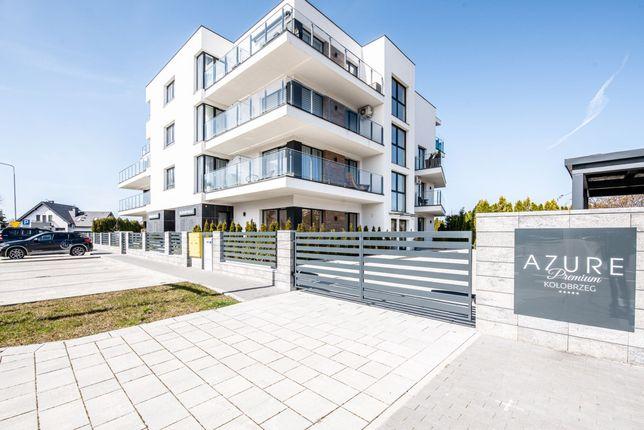 Apartament w Kołobrzegu z basenem zewnętrznym sezonowo podgrzewanym
