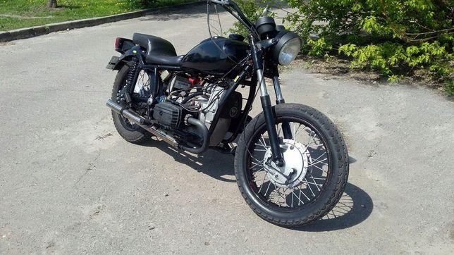 Мотоцикл МТ Днепр - 11